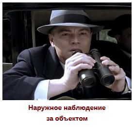 Наружное наблюдение, слежка в Красноярске
